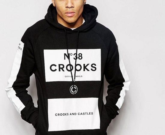 Shop men's hoodies and crewnecks