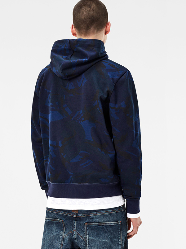 first to review g star raw hoyn hoodie blue cancel reply. Black Bedroom Furniture Sets. Home Design Ideas