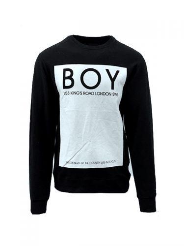 BOY LONDON  BOY LOGO Long Sleeve Black