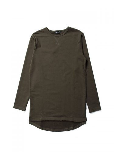 Publish Brand Glifford Long Sleeve Olive