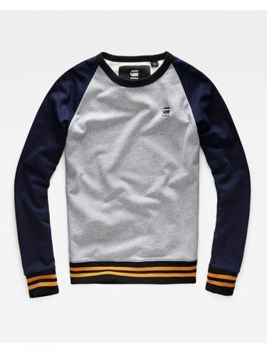 G-Star RAW Malizo Sweater Grey Heather