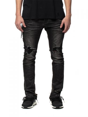 Kuwalla Tee Axel Denim Shadow Black