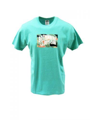 Billinoaire Boys Club Camo T Turquoise