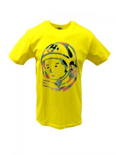 Billionaire Boys Club Helmet Camo Yellow
