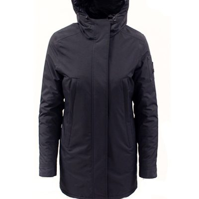 Moose Knuckles – Ladies Anorak Rain Coat – Navy
