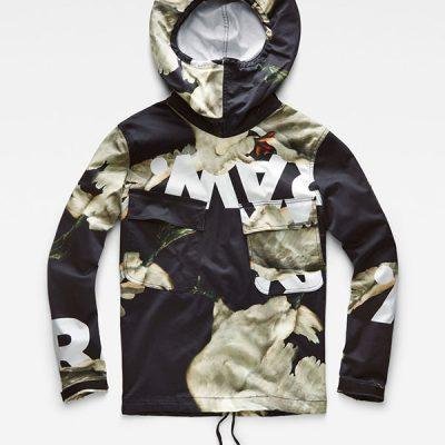 G Star RAW – Trozak Jacket – Black