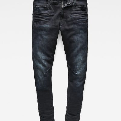 G Star RAW – D Staq 3D Super Slim – Dark Blue