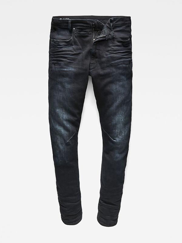 235ea84f G Star RAW - D Staq 3D Super Slim - Dark Blue - Broadway Fashion