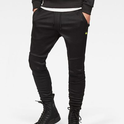 G Star RAW – MOTAC DC Super Slim Tracks – Black