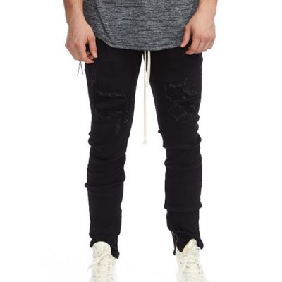 Kuwalla Tee – Axel Denim – Black