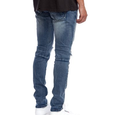 Kuwalla Tee – 5 Pocket Thermal Jogger – Blue
