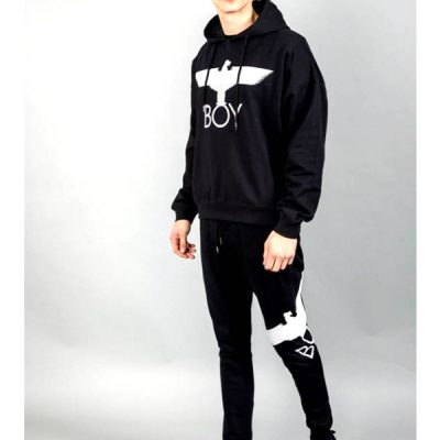 Boy London – Mold Unisex Joggers – Black