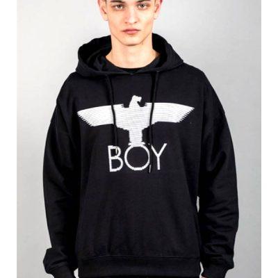 Boy London – Mold Unisex Hoodie – Black