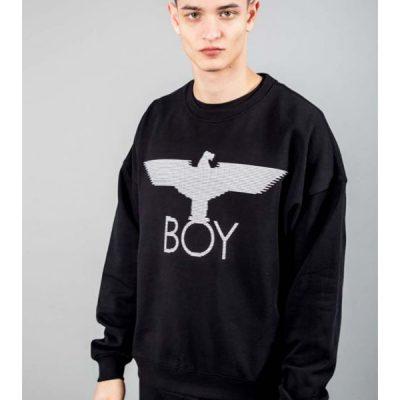 Boy London – Mold Unisex Crew Neck – Black