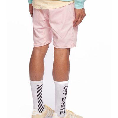 Kuwalla Tee – Chino Short – Pink