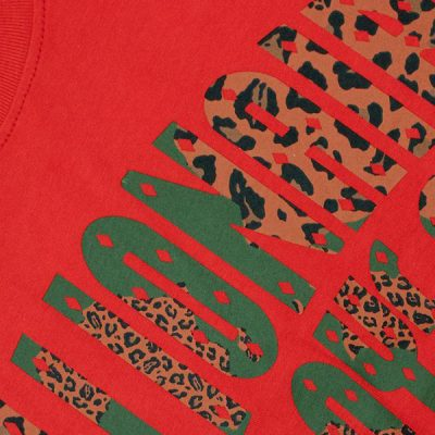 Billionaire Boys Club – Camo Arch Tee – Red