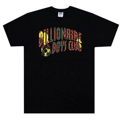 Billionaire Boys Club – Camo Arch Tee – Black