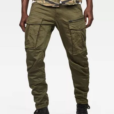 G Star RAW – Rovic Cargo – Olive
