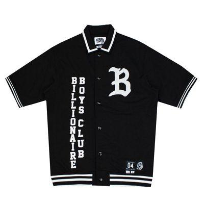 Billionaire Boys Club – Marquee Warm up Jersey – Black