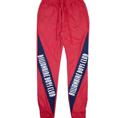 Billionaire Boys Club – Sprint Track Pants – Red/Blue
