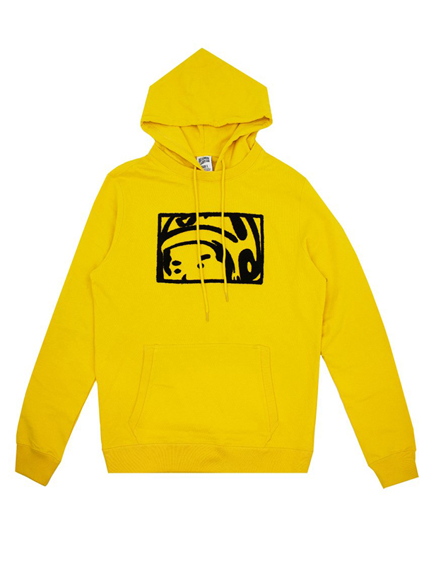87e947ab1157 Billionaire Boys Club - Eyes Hoodie - Yellow - Broadway Fashion