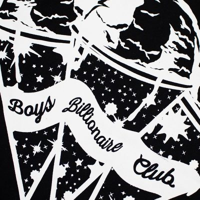 Billionaire Boys Club – Space Cones – Black