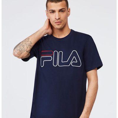 Fila – Borough tee – navy