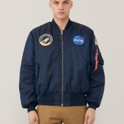 Alpha Industries – MA-1 Nasa Bomber – Navy