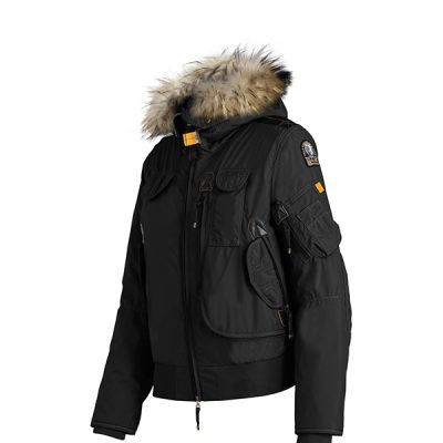Parajumpers – Gobi Lt weight Down-filled bomber – Black