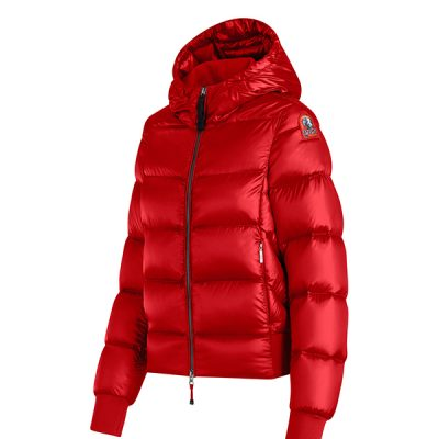 Parajumpers – Mariah Down-filled Puffer Bomber – Red