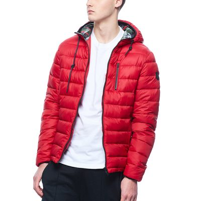 Moose Knuckles – Ivvavik Puffer jacket – Red