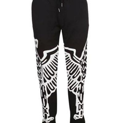 BOY London – BOY Wingspan Pants – Black