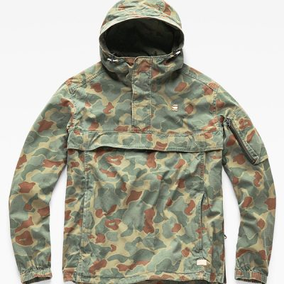 G Star RAW – XPO HDD AW Anorak – Camo