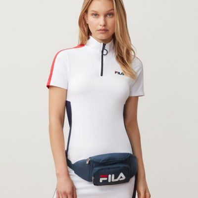 Fila – Lucrecia Dress – White