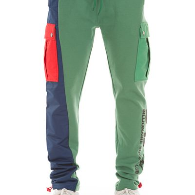 Billionaire Boys Club – Buzz Cargo Jogger – Green