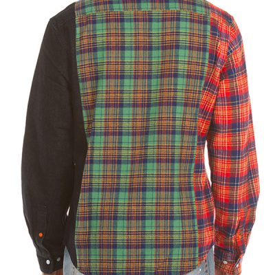Billionaire Boys Club – Photometrics Flannel – Multi