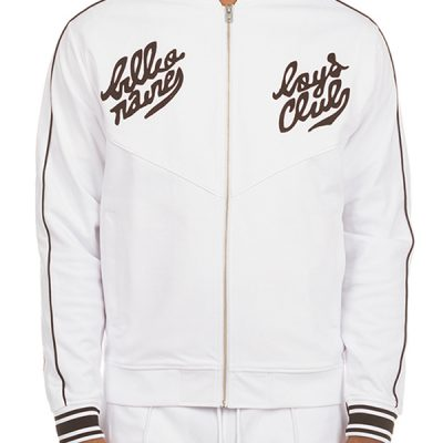 Billionaire Boys Club – Starfleet Zipup – White