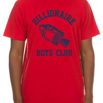 Billionaire Boys Club – Trainee SS Tee – Red