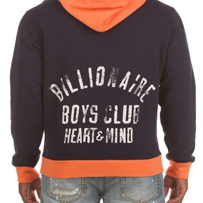 Billionaire Boys Club – BB Club Hoodie – Blue