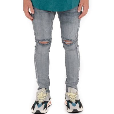 Kuwalla Tee – Blow Out Denim – Sand