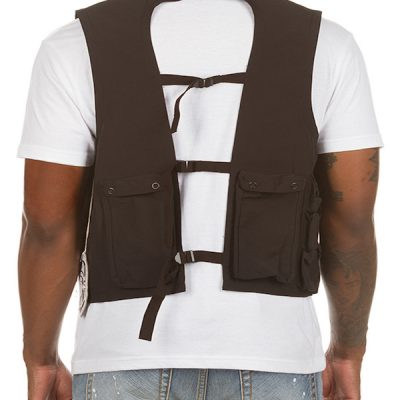 Billionaire Boys Club – C-1 Vest – Black