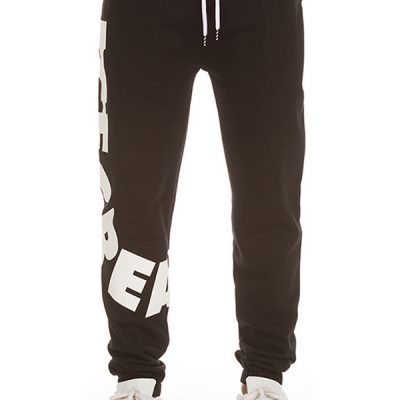 Ice Cream – Drip Sweat Pants – Black