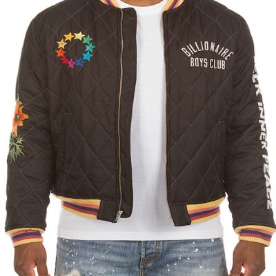 Billionaire Boys Club – Inner Piece Jacket – Black