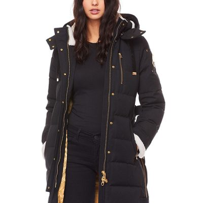 Moose Knuckles – Mont Joli Parka – Black