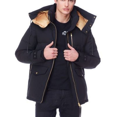 Moose Knuckles – Normand Jacket – Black