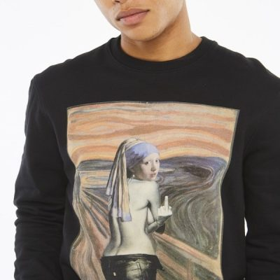 Eleven Paris – Nabar Crewneck – Black