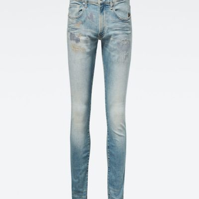 G Star RAW – Revend Skinny Denim – Blue