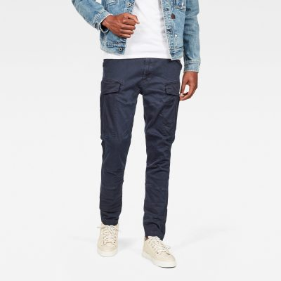 G Star RAW – Rovic Slim Trainer – Blue