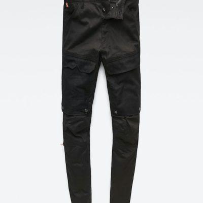 G Star RAW – Front Pocket Slim Cargo – Black