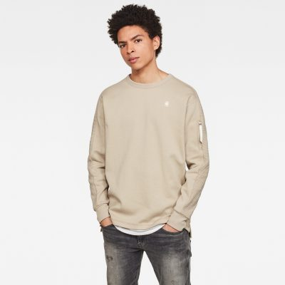 G Star RAW – Korpaz Pocket R T L/S – Khaki